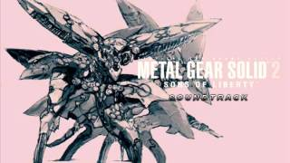 [Music] Metal Gear Solid 2 - Rest