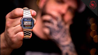 Cheap & Stylish. But should you buy it? (Casio A168 Review)