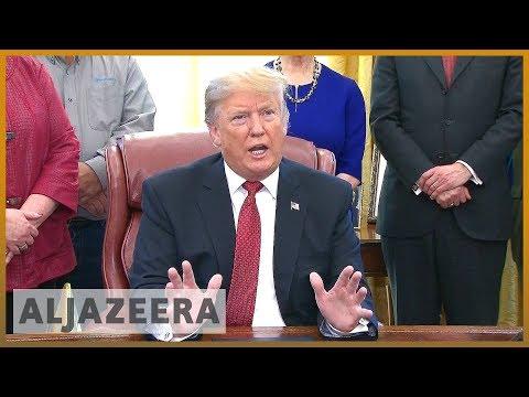 🇺🇸 🇨🇳 US, China hail trade talks progress as Trump touts Xi meeting l Al Jazeera English Mp3