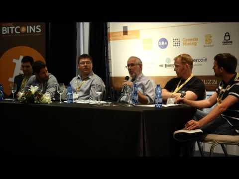 Bitcoin TLV `14, #14 - Panel - Business Opportunities in the Bitcoin Sphere