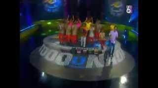 A Todo O Nada El Salvador - Estreno del Baile de la Axila