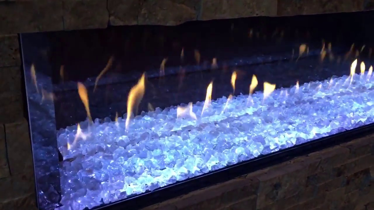 heat u0026 glo primo 60 gas fireplace youtube