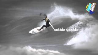 Surfing How To - Cutback