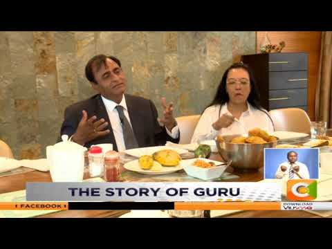 SUNDAY LIVE   A Day With Narendra Raval, Kenyan Steel Billionaire