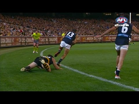 In the Moment - Yarran's Goal of the Year 2012