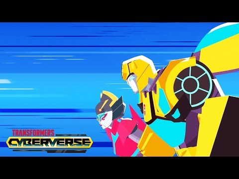 'Cube' 📣 Episode 7 - Transformers Cyberverse - NEW SERIES