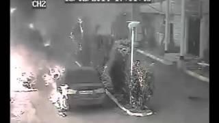 Взрыв газа в иранском городе Исфахан