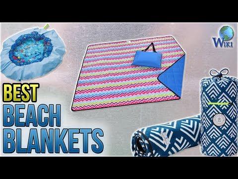 10 Best Beach Blankets 2018