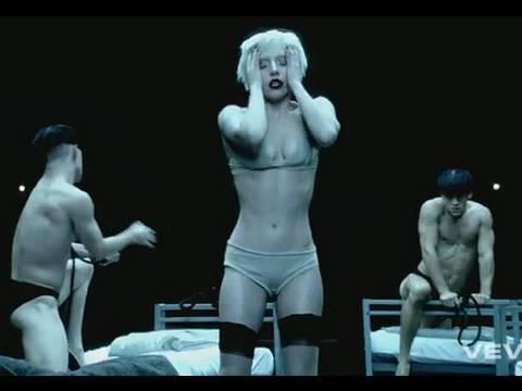 Lady Gaga Alejandro Official Music Video