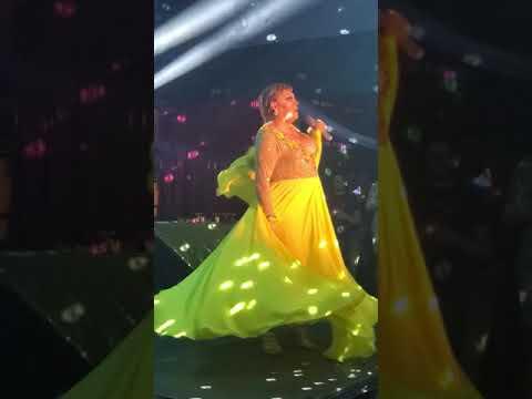 Lupita Amparo Como Lupita D'Alessio En Original Mikes