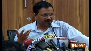 Will end residential house tax if AAP wins MCD polls, says Delhi CM Kejriwal