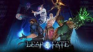 LEAP OF FATE iOS / Steam Gameplay Video