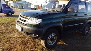 УАЗ 3163 (patriot) 2005 обзор