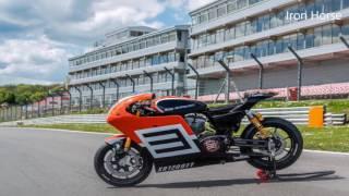 Gambar cover Harley Davidson XR1200 TT Custom