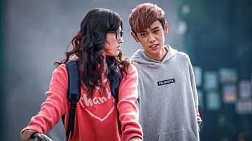 Ye Kya Kiya Main Betaab Ho Gaya Song | Ride It | School Love Story | Thai Mix | Jay Sean | Hit Songs
