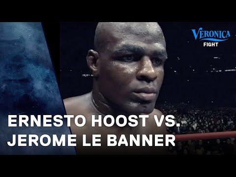 Throwback : K1 GP 1999 : ERNESTO HOOST VS JEROME LE BANNER