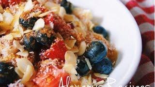 Fruit Salad with Yogurt