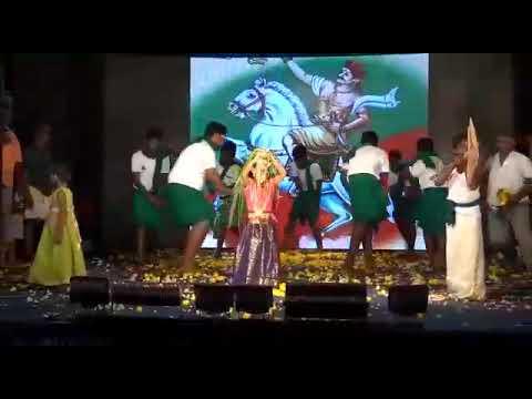 Manmangalam-Kongu Dheeran Chinnamalai Song At Thaaimaman Drama