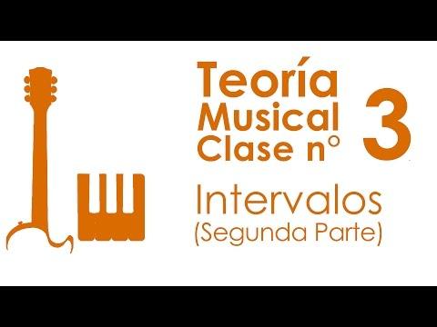Teoría Musical: Clase 3, Intervalos (Segunda Parte)
