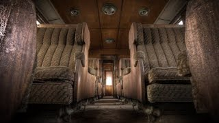 Tour inside abandoned 1932 First Class Train Wagon !