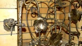 Самые интересные красивые кованые изделия , художественная ковка из металла(, 2016-09-28T12:21:19.000Z)