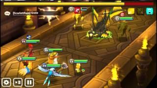 summoners war dragon s lair b6 full auto