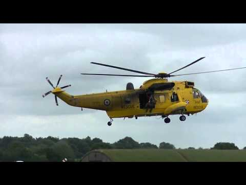 RAF Westland Sea King HR3