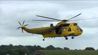 RAF Westland Sea King HR3