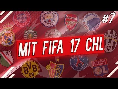 Debutmål Til Min Målmand?! - Mit FIFA 17 Champions League #7