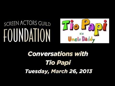Conversations with TIO PAPI