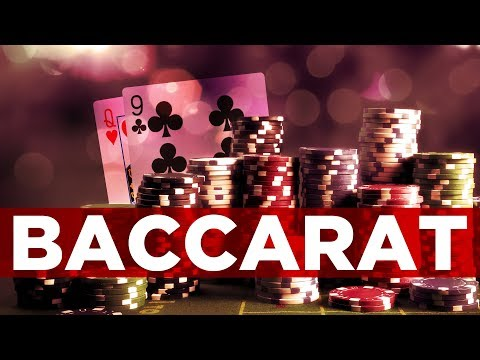 Baccarat - How To Win