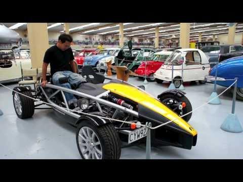 NZ Southward car museum