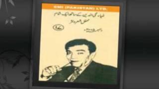 Zia Moheyuddin reads ibn-e-insha