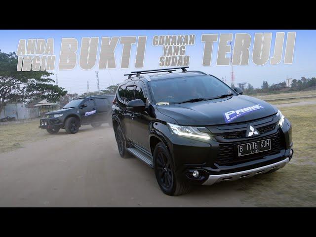 PRIME Suspension : Pajero Indonesia Club (PIC) | Prime Cocok Buat Touring