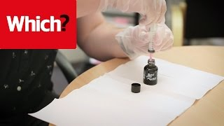How to refill printer ink