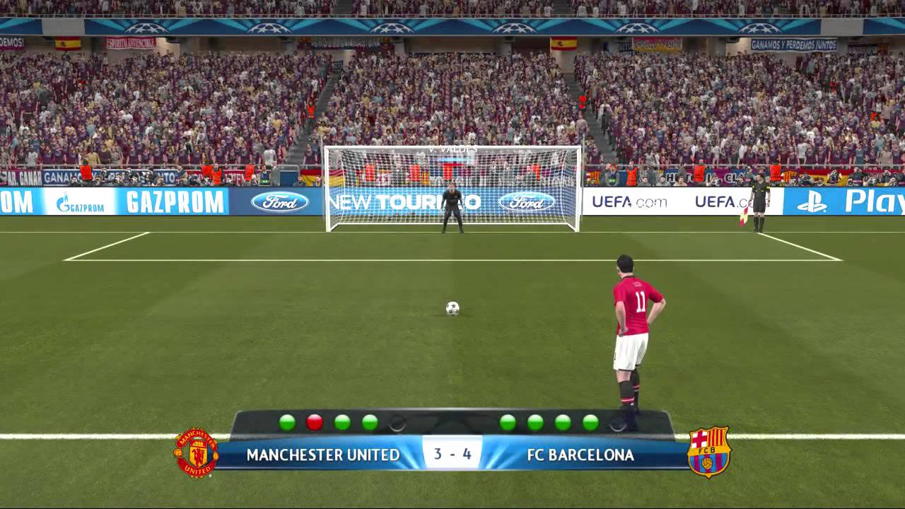 UEFA Champions League Final FC.Barcelona VS Manchester ...