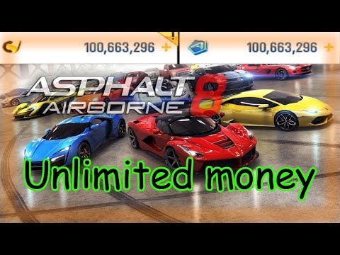 Asphalt 8- How To Get More Coins And Token Using Cheat Engine*Part 1*