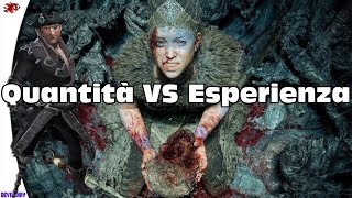 """Quantità"" VS ""Esperienza"" - Da Hellblade a Sea of Thieves..."