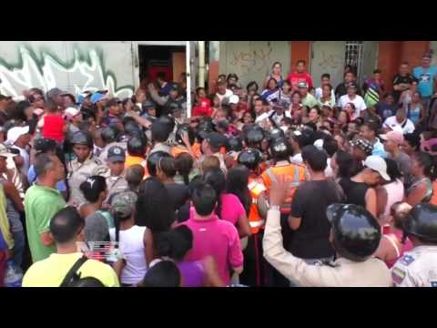 Venezuela's economic strain