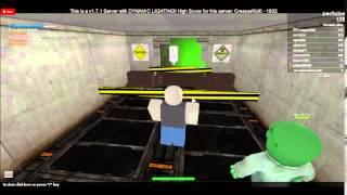 """Roblox Slender Mini Game Called """"Survive Slender..."""" Secrets"""