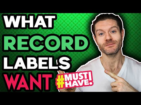 How To Sign With A Record Label | What Labels Want Mp3