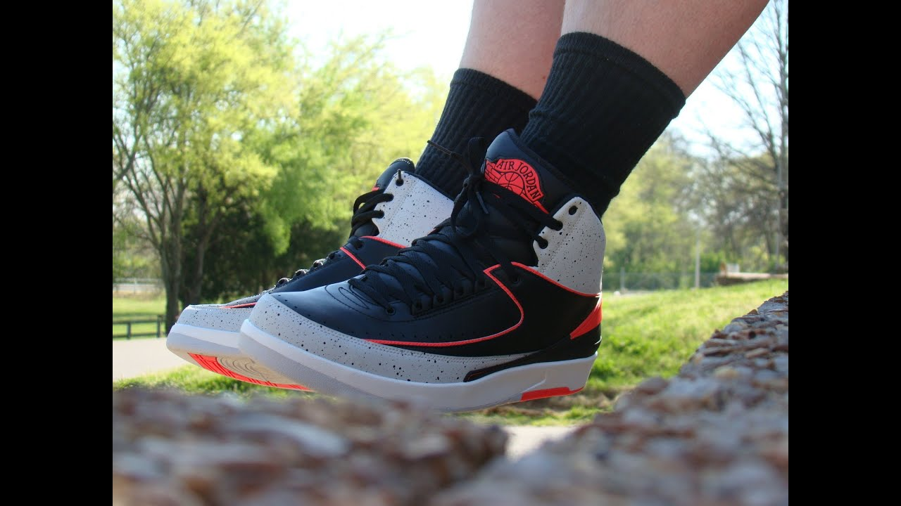 Nike Air Jordan 2 Retro Infrared 23