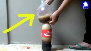 Eksperimen Coca Cola dengan Kondom