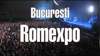 30 Seconds to Mars - TV Spot Antena 1- Bucharest, Romania