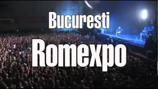 30 Seconds to Mars - TV Spot Antena 1- Bucharest, Romania