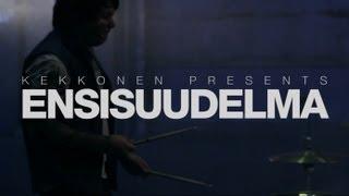 """Kekkonen - """"Ensisuudelma"""" (Tyrävyö Cover) [OFFICIAL MUSIC VIDEO]"""