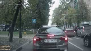Armed Russian drivers, rage on the Russian roads