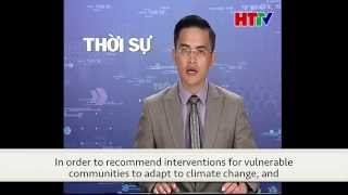 HTTV News: My Loi Climate-Smart Village in Ha Tinh Province, Central Viet Nam