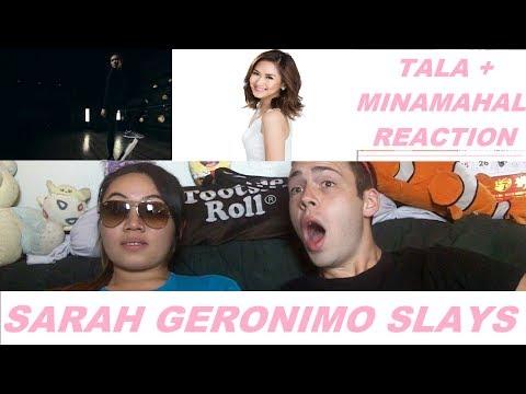 SARAH GERMONIMO IS LOWKEY MY NEW FAVE (