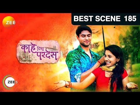 Kahe Diya Pardes - काहे दिया परदेस - Episode 185 - October 21, 2016 - Best Scene